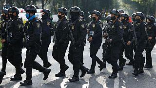پلیس مکزیک سه نفر را در ارتباط با قتل عام مرکز ترک اعتیاد بازداشت کرد