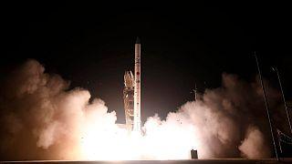 İsrail casus uydusunu fırlattı