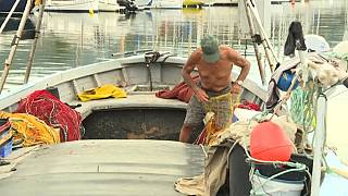 Filets fantômes : une entreprise toulousaine fait tester des balises aux pêcheurs du Var