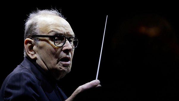انیو موریکونه، آهنگساز خوب، بد، زشت درگذشت