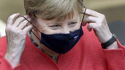 Проевропейское выступление Ангелы Меркель в Брюсселе