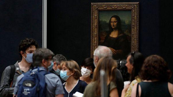 بازگشایی محدود موزه لوور؛ مونالیزا به سر کار برگشت