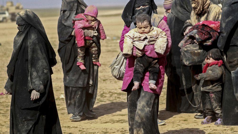كيف تنسّق الدول الأوروبية لاستعادة أبناء مقاتلي   تنظيم داعش  من سوريا؟   Euronews