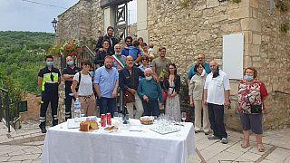 İtalya'nın Molise bölgesinde yer alan San Giovanni köyü