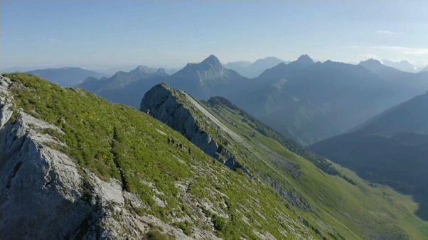 À conquista dos Alpes