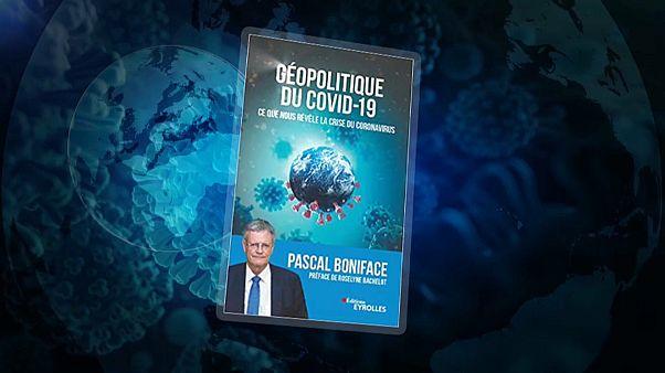 """""""Géopolitique du Covid-19"""" de Pascal Boniface, Editions Eyrolles"""