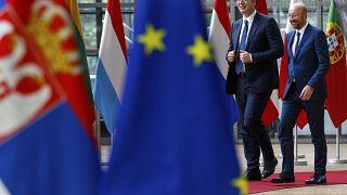 Σύνοδος Κορυφής για Σερβία - Κόσοβο