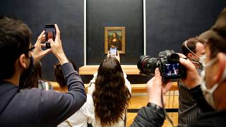 Art-lovers can once again see da Vinci's masterpiece in the Louvre