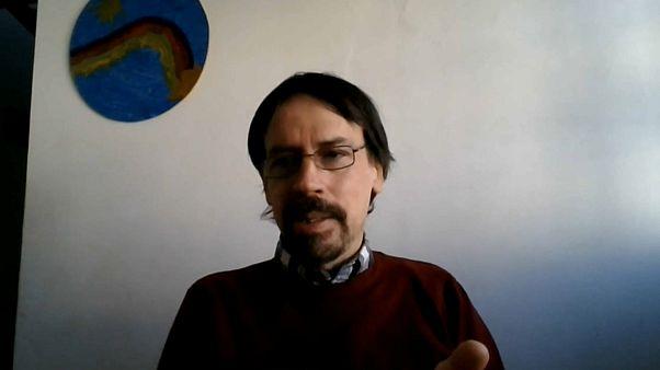 Julián Rebón, sociólogo