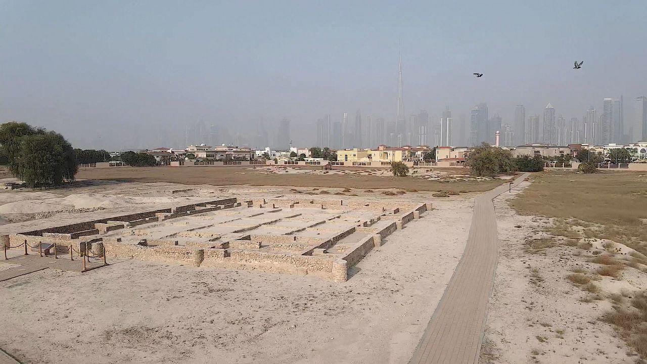 Οι αρχαιολογικοί θησαυροί του Ντουμπάι