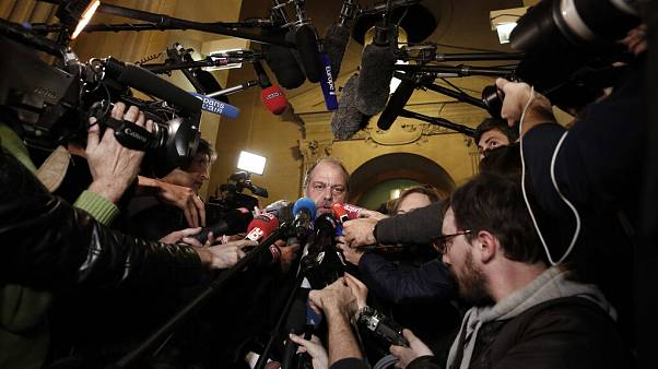 O criminalista Eric Dupond-Moretti é o novo ministro da Justiça