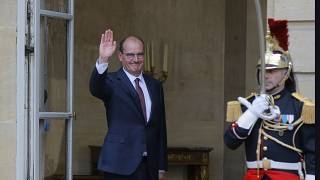 Премьер-министр Франции Жан Кастекс