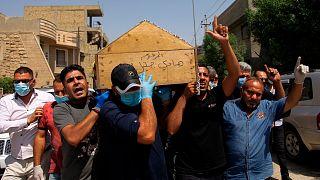 سفارت ایران در بغداد ترور تحلیلگر عراقی را محکوم کرد