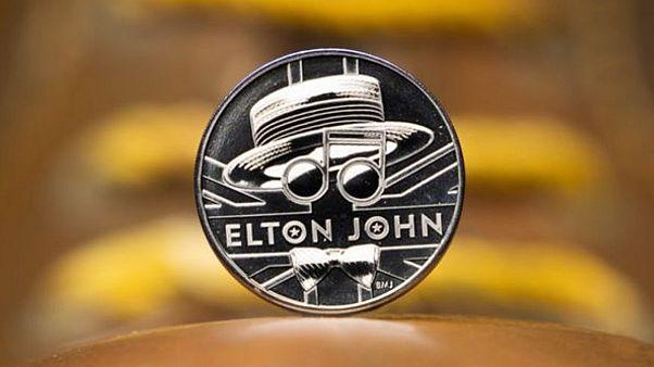 Az Elton John emlékérem