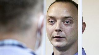 Иван Сафронов отправлен за решетку до 6-го сентября, его обвиняют в госизмене