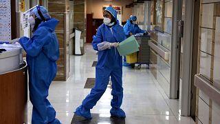 بالاترین شمار مرگ و میر روزانه ناشی از کرونا در ایران ثبت شد