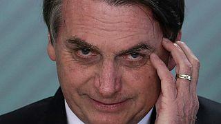 Jair Bolsonaro revelou sintomas compatíveis com Covid-19 e voltou a ser testado