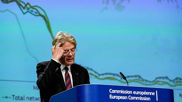 European Commissioner for the Economy Paolo Gentiloni