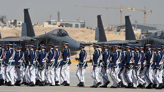 Suudia Arabistan hava kuvvetleri personeli