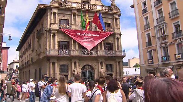 Nem tartják meg a San Fermin fesztivált Spanyolországban a koronavírus miatt