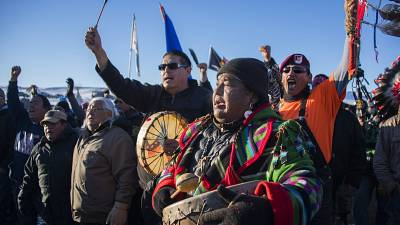 Dakota Access Pipeline shut down by federal judge in win for Standing Rock Sioux Tribe