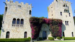 Originally built in the 19th century, Pazo de Meirás in Galicia was obtained by Franco in the 1940s