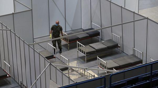 صربيا تعيد فرض الإغلاق بعد تزايد أعداد المصابين بفيروس كورونا