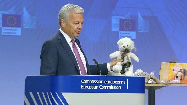 Avrupa Birliği uyarı sistemine rekor sayıda zararlı ürün takıldı; listede oyuncaklar ilk sırada