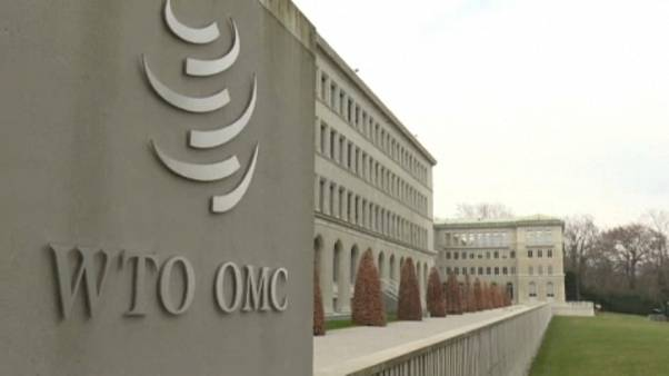 مبنى منظمة التجارة العالمية بجنيف
