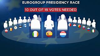 Decision day in the race for Eurogroup presidency