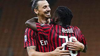38 yaşında 1 sezonda 36 gol atan İbrahimoviç: Milan'a sene başında gelseydim şampiyon biz olurduk