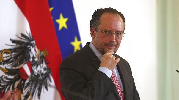 Österreichs Außenminister Alexander Schallenberg