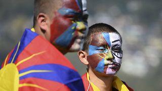 مواطنون تبتيون