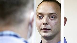 Ivan Safronov, an adviser to the director of Russia's state space corporation, appeared in a Moscow courtroom on Tuesday