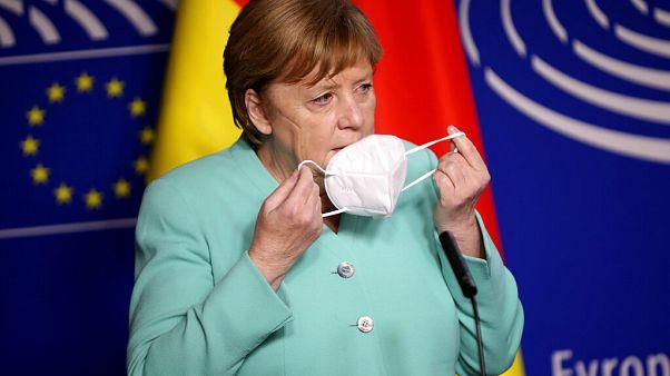 Πιο Ευρωπαία από ποτέ η Καγκελάριος Μέρκελ