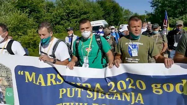 25° aniversário do Massacre de Srebrenica