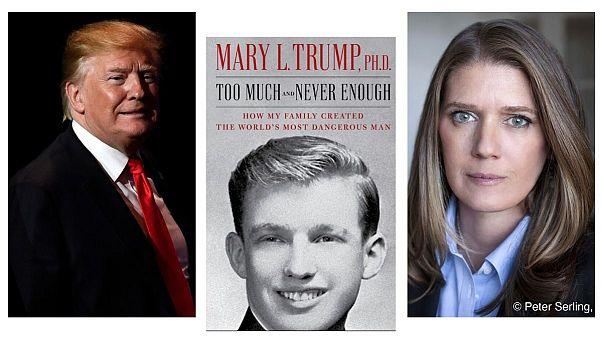 کتاب برادرزاده ترامپ: دونالد به یک نفر پول داده تا به جای او در آزمون شرکت کند