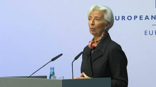 Christine Lagarde põe ecologia na agenda do BCE