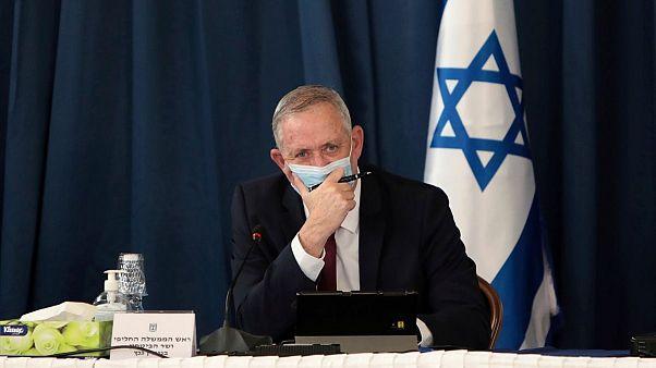 وزیر دفاع اسرائیل خود را قرنطینه کرد