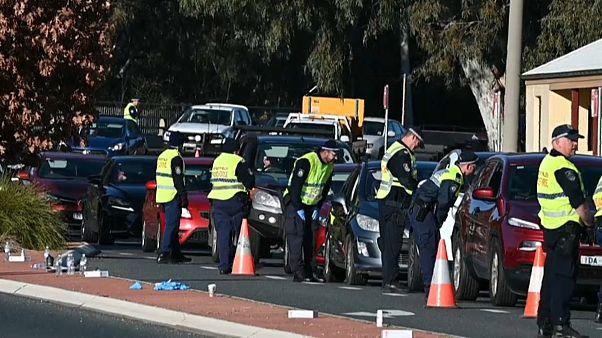 Megint lezárják Melbourne-t a járvány miatt