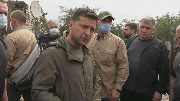 Кадр из видео AFP