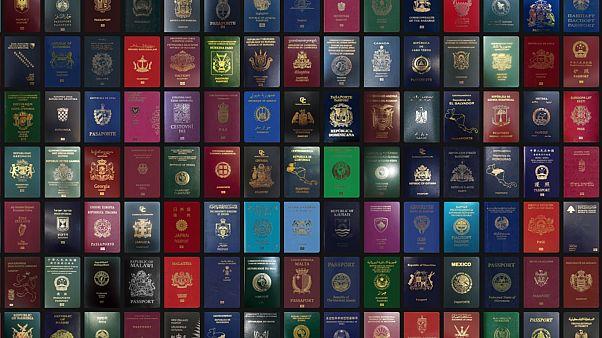 A világ útlevelei