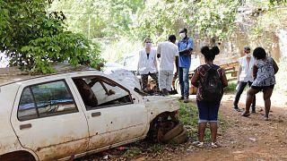 Cayenne en Guyane, le 23/06/2020