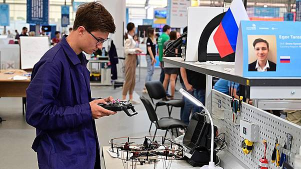 A WorldSkills Russia cria novas possibilidades com o lançamento do Future Skills Camp à distância