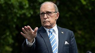 White House chief economic adviser Larry Kudlow