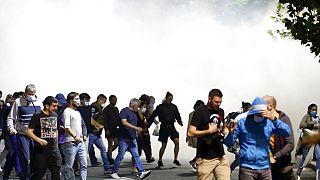 Ο Αλεξάνταρ Βούτσιτς απέσυρε την απόφαση για lockdown στο Βελιγράδι