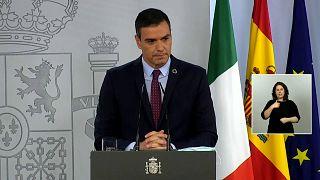 """Sánchez asegura que las noticias sobre el rey Juan Carlos """"perturban a todos"""""""