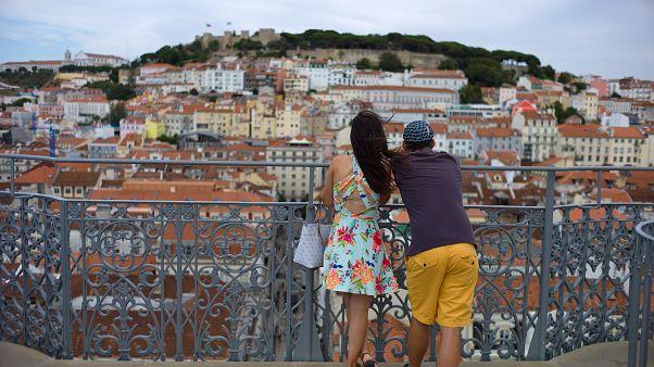 صورة لمدينة لشبونة
