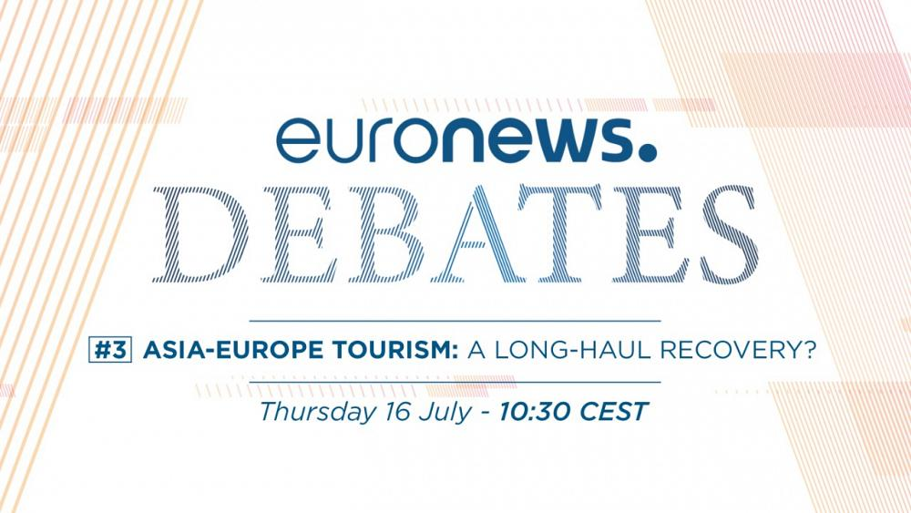 www.euronews.com: Asia-Europe tourism after COVID-19: when will people be ready to fly long haul? | Euronews Debates