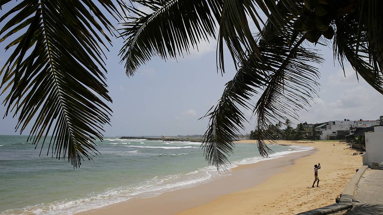 With its endless sandy beaches, Sri Lanka is a tourism hotspot.